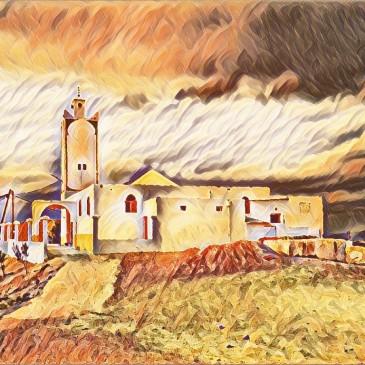 rural Moroccan Mosque
