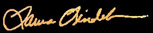 Laura Yellow Signature